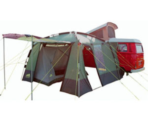 Khyam Excelsior Awning with inner tent
